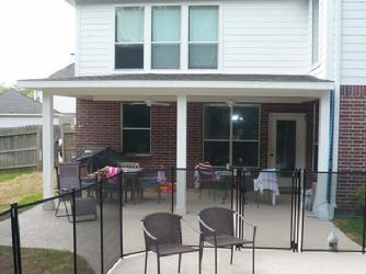 patio cover clear lake