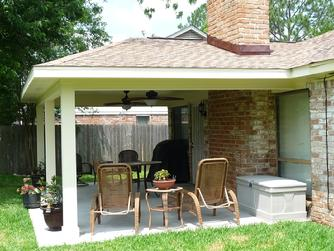 Sugar Land Patio Cover