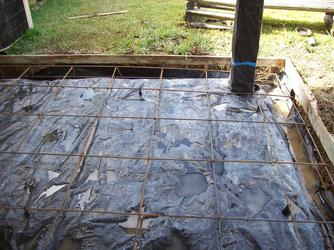 Concrete Patio Slab