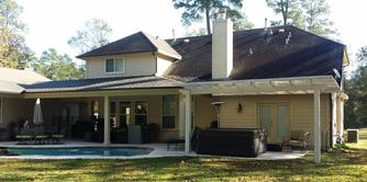 Houston Outdoor Patio Cover and Shade Arbor