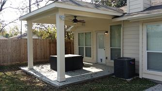Patio Cover Pearland