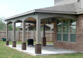 League City Patio Covers