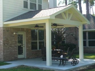 League City, TX Patio Cover