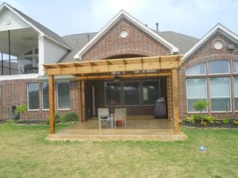 Shade Arbor Contractor in Houston