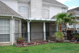 aluminium patio covers in houston