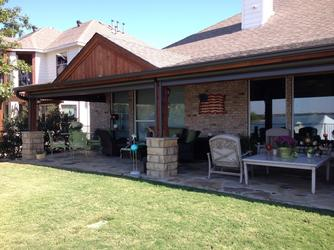 Patio Cover Atascocita