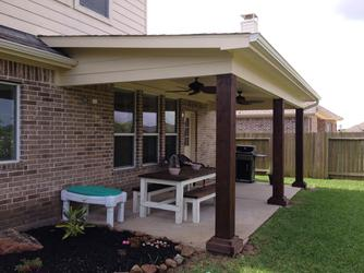League City Patio Cover