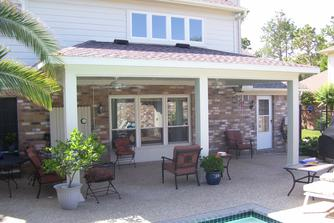 metal patio covers houston