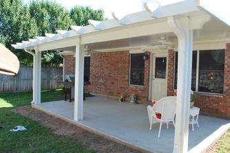 Metal Patio Covers In Houston