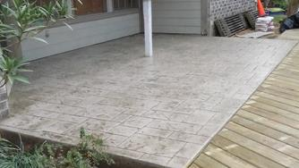 decorative concrete houston