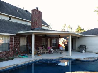 Kingwood Patio Cover