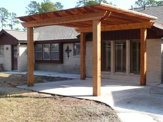 shade arbor builder in houston