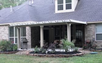 Houston Aluminum Patio Cover