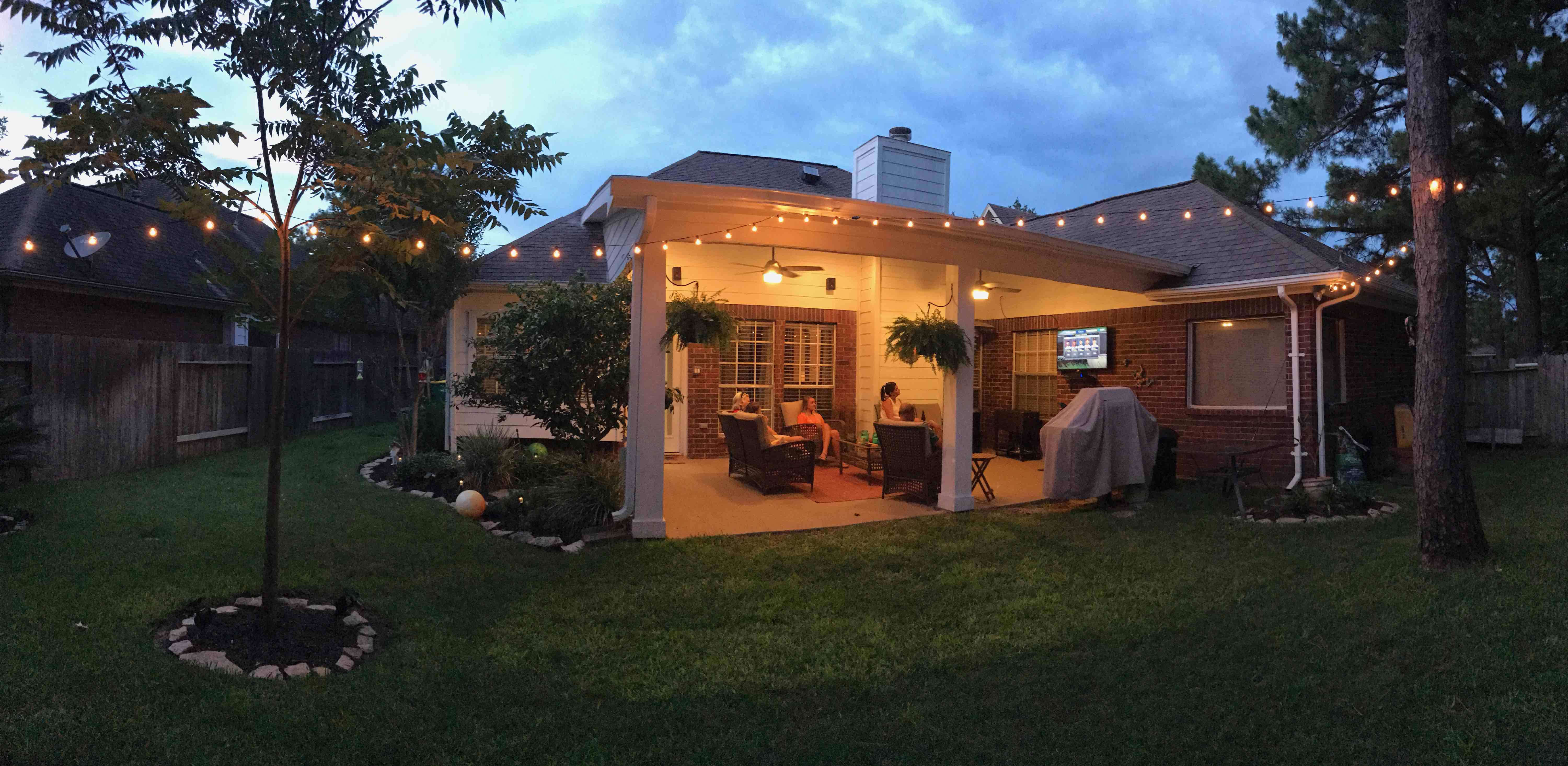 Custom Patio Covers in Katy TX – Affordable Shade Patio Covers