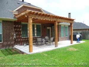 Custom Pergola Gallaries