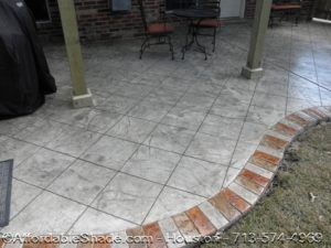 Exceptionnel How To Maintain Decorative Concrete?
