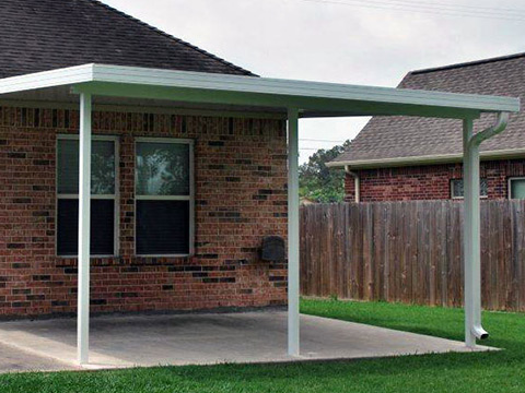 Exceptional No Fuss Aluminum Patio Covers