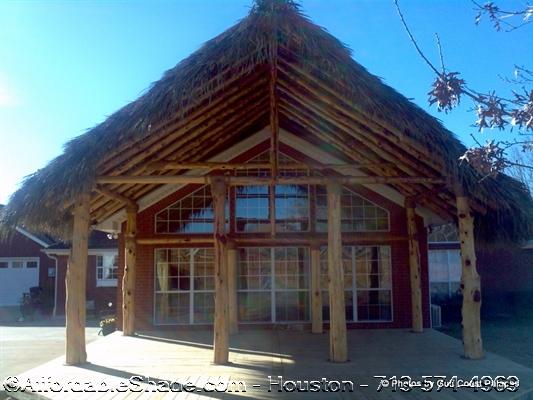 Palapa Tiki Hut Cover Gallery 2
