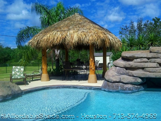 Pool Side Palapa