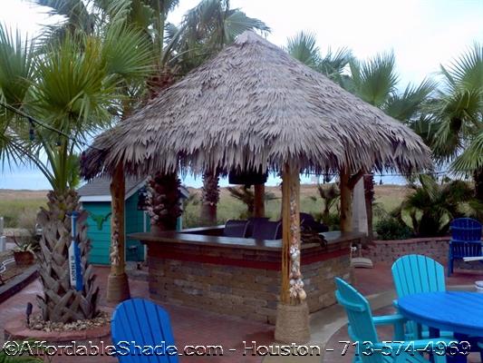 Palapa Tiki Hut Cover Gallery 1