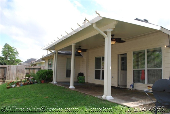 Elegant Aluminum Patio Cover Design Ideas