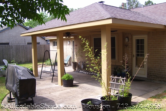 Custom Patio Cover Gallery 8 – Affordable Shade Patio Covers