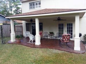 Custom Patio Covers in Houston
