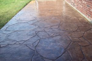 Decorative Concrete in Houston