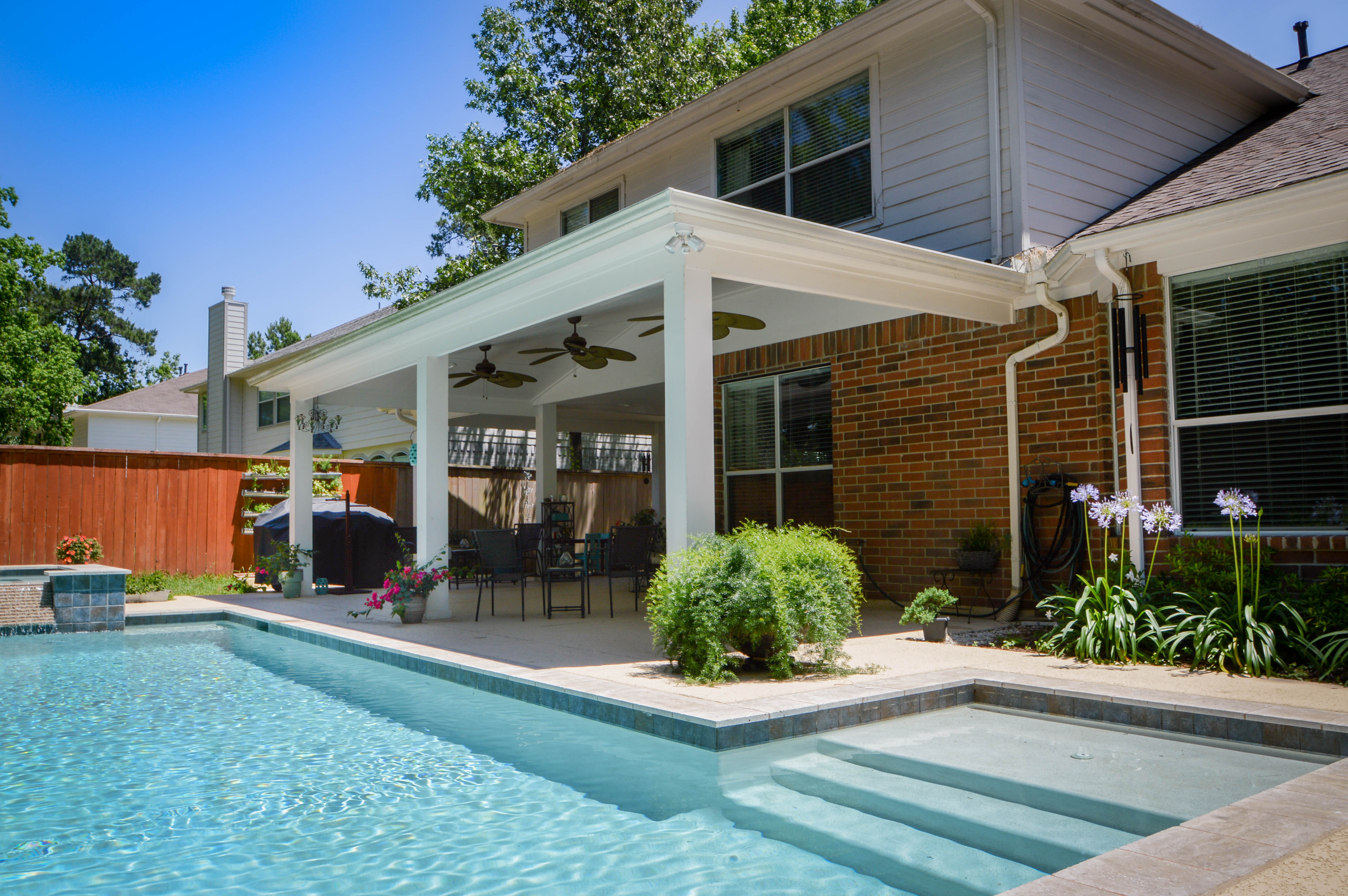 Improving Your Home with a Patio Cover