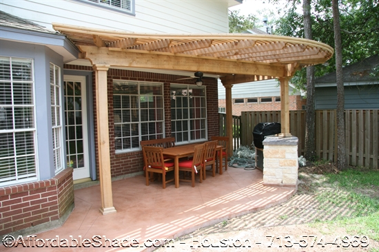 wood arbors gallery 1 affordable shade patio covers. Black Bedroom Furniture Sets. Home Design Ideas