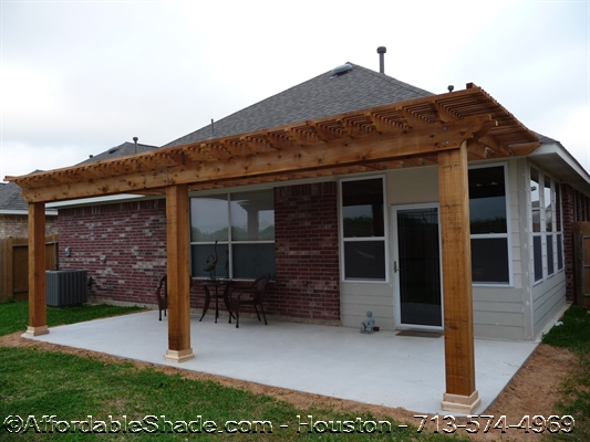 Wood Arbor Amp Pergola Ideas For Houston Homes Free Design